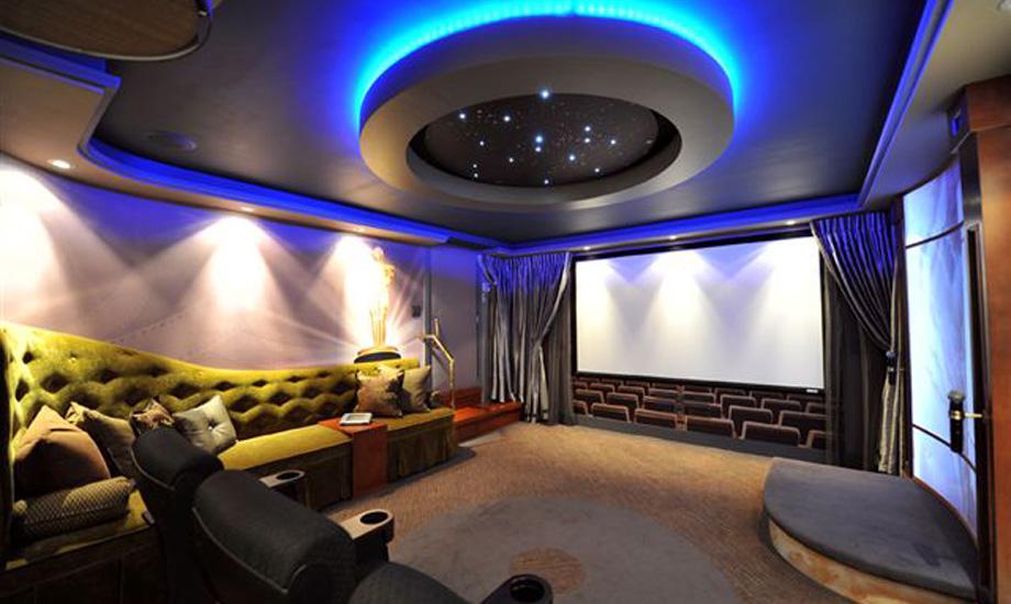 Cinema Maison Awesome Salle Cinema Maison Grus With